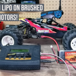 lipo batteries brushed