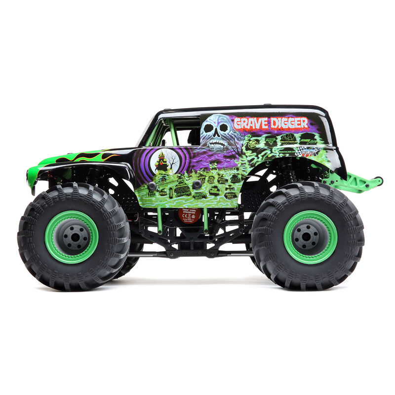This image has an empty alt attribute; its file name is Losi4wd-Solidaxel1.jpg